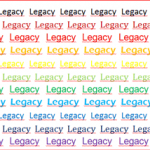 Your Multiple Legacies